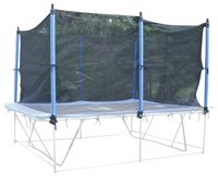 Optimum veiligheidsnet voor trampoline 3,10 x 2,30 m