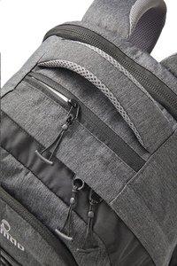 Nomad sac à dos Velocity 24 Grey-Vue du haut