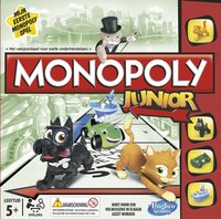 Monopoly Junior NL