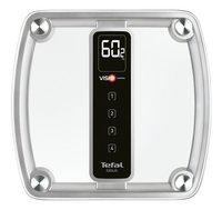 Tefal Pèse-personne Evolis Glass 3 gris