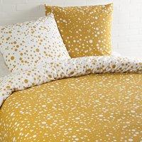 Day Dream Dekbedovertrek Florieke geel katoen 140 x 220 cm-commercieel beeld