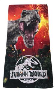 Drap de plage Jurassic World Lg 75 x L 150 cm-Avant