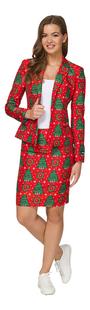 SuitMeister déguisement Christmas Tree dames-Avant