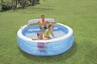 Intex piscine Family Lounge Pool-Image 1