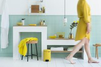 Brabantia Pedaalemmer newIcon Daisy Yellow 3 l-Afbeelding 1