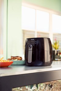 Philips Friteuse Avance Collection Airfryer HD9741/10-Afbeelding 1