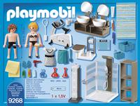 PLAYMOBIL City Life 9268 Badkamer met douche | ColliShop