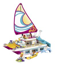 LEGO Friends 41317 Sunshine Catamaran-Afbeelding 1