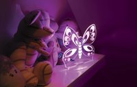 Aloka veilleuse SleepyLight papillon-Image 1