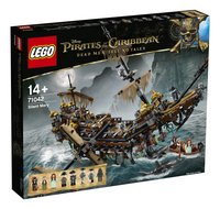 LEGO Pirates of the Caribbean 71042 Silent Mary-Linkerzijde