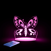 Aloka veilleuse SleepyLight papillon-Image 2