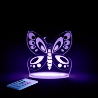 Aloka veilleuse SleepyLight papillon-Avant