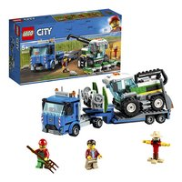 LEGO City 60223 Maaidorser transport-Artikeldetail