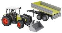 Bruder tracteur Claas Nectis-Avant