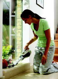 Black & Decker aspirateur de table DV1210N-Image 1