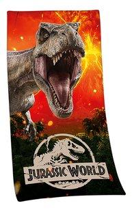 Drap de plage Jurassic World Lg 75 x L 150 cm-Côté gauche