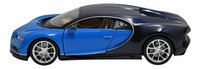 Welly auto Bugatti Chiron-Rechterzijde