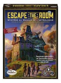 Escape the room - Mystère au manoir de l'astrologue-Avant