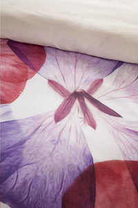 Beddinghouse Dekbedovertrek Blossom petals pink katoen 200 x 220 cm-Artikeldetail