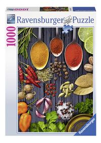 Ravensburger puzzle Toutes Sortes d'Épices-Avant