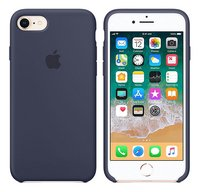 Apple coque en silicone pour iPhone 7/8 Midnight Blue-Détail de l'article
