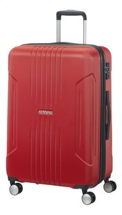 American Tourister Harde reistrolley Tracklite Spinner flame red 67 cm-commercieel beeld