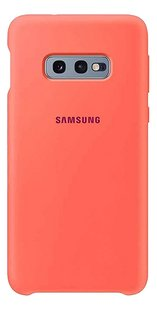 Samsung cover Silicone voor Galaxy S10e roze-Artikeldetail