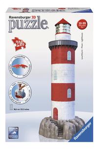 Ravensburger 3D-puzzel Vuurtoren in de branding
