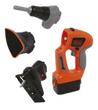 Smoby outil multifonction Black & Decker Quattro
