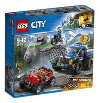 LEGO City 60172 Modderwegachtervolging-Linkerzijde