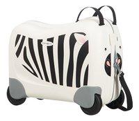 Samsonite Harde reistrolley Dream Rider Zebra Zeno 50 cm-Vooraanzicht