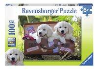 Ravensburger XXL puzzel Even op adem komen-Vooraanzicht