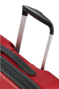 American Tourister Harde reistrolley Tracklite Spinner flame red 67 cm-Bovenaanzicht