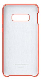 Samsung cover Silicone voor Galaxy S10e roze-Vooraanzicht