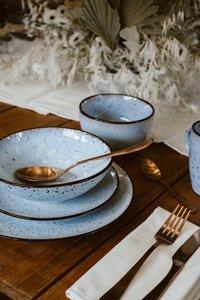 Cosy & Trendy 6 tasses à café Tessa Blue 35 cl-Image 4
