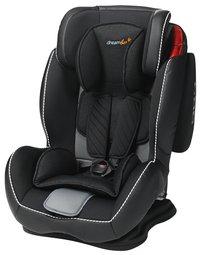 Dreambee Autostoel Essentials Groep 1/2/3 zwart