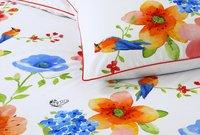 Papillon Dekbedovertrek Fiona katoensatijn-Artikeldetail