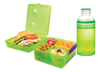 Sistema brooddoos en drinkfles 480 ml Lunch Pack groen-Artikeldetail