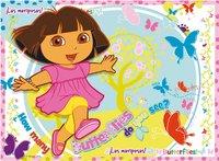 Ravensburger puzzle évolutif 4 en 1 Dora l'exploratrice-Avant