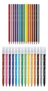 Bic My colouring basket - 120 pièces-Avant