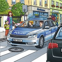Ravensburger Puzzel 3-in-1 Helpers in nood-Artikeldetail
