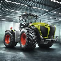 Ravensburger Puzzel 3-in-1 CLAAS Axion, Lexion Xerion-Artikeldetail