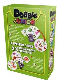 Dobble Junior Fantasy en Food-Achteraanzicht