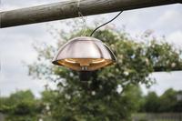 Sunred Elektrische hangende terrasverwarmer Mushroom 1500 W koper-Afbeelding 1