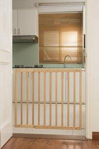 Quax Barrière de porte et d'escalier Twister naturel-Image 1