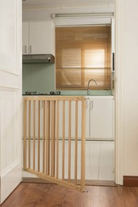 Quax Barrière de porte et d'escalier Twister naturel-Image 2