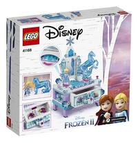 LEGO Disney Frozen 41168 La boîte à bijoux d'Elsa-Arrière