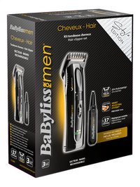 BaByliss for men Tondeuse Style Edition + neustondeuse E709PE-Vooraanzicht