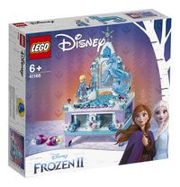 LEGO Disney Frozen 41168 La boîte à bijoux d'Elsa-Côté gauche