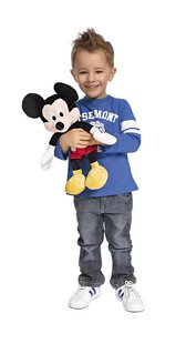 XL knuffel Mickey Mouse 61 cm-Afbeelding 1